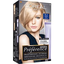 Préférence Infinia Haarfarbe Hellaschblond 9.1, 1 St