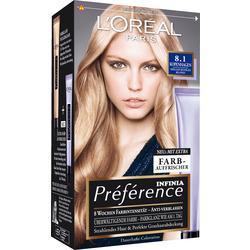 Préférence Infinia Haarfarbe Kopenhagen 8.1 , 1 St