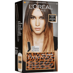 Préférence Infinia Haarfarbe Wild Ombrés 01, 1 St