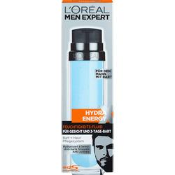 L'ORÉAL Men Expert Hydra Energy X Feuchtigkeits-Fluid 3 Tage Bart