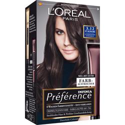 Préférence Infinia Haarfarbe Intensives Kühles Dunkelbraun 3.12, 1 St