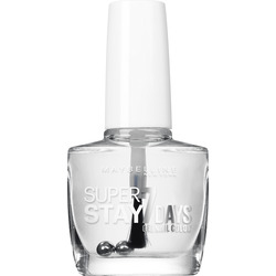 Maybelline New York Nagellack Superstay Forever Strong 7 Days crystal clear 25