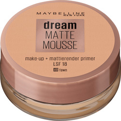 Maybelline New York Dream Matte Mousse (40 Fawn  Mousse  18ml)