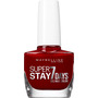 Maybelline New York Nagellack Superstay Forever Strong 7 Days cherry sin 501
