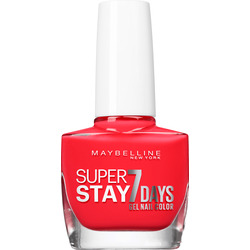 Maybelline New York Nagellack Superstay Forever Strong 7 Days rose salsa 490