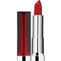 Maybelline New York Lippenstift Color Sensational Lipstick pleasure me red 547