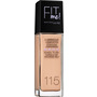 Maybelline New York Make-up Fit Me Liquid Ivory 115