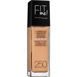 Maybelline New York FIT ME Make-up sun beige 250