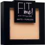 Maybelline New York Gesichtspuder FIT ME Powder classic ivory 120