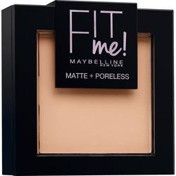 Maybelline New York Fit me! Matte + Poreless (130 Buff Beige  9g)