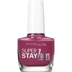 Maybelline New York Nagellack Superstay Forever Strong 7 Days mauve on 255