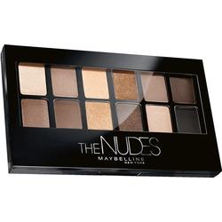 Maybelline New York Lidschatten Eyestudio Nudes Palette