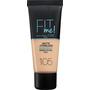 Maybelline New York Make-up Fit Me Matte&Poreless natural ivory 105