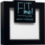 Maybelline New York Gesichtspuder MAY T FIT ME MATTE & PORELESS Puder Translucent 90