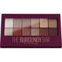 Maybelline New York Lidschattenpalette Burgundy Bar Palette 04