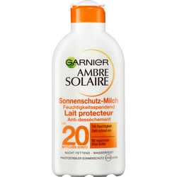 Garnier  Ambre Solaire Sonnenmilch LSF 20