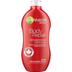 Garnier Body Körpermilch Creme Milk für sehr trockene Haut