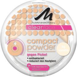 Manhattan Clearface Kompakt Puder Fb 70