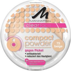 Manhattan Clearface Kompakt Puder Fb 75