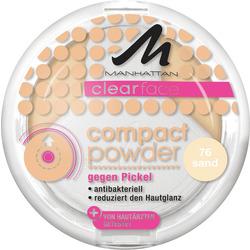 Manhattan Clearface Kompakt Puder Fb 76
