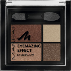 MANHATTAN Cosmetics Lidschatten Eyemazing Effect Eyeshadow Brownie Break 95R