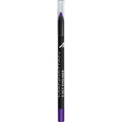 MANHATTAN Cosmetics X-Act Eyeliner waterproof Purplelicious 64P
