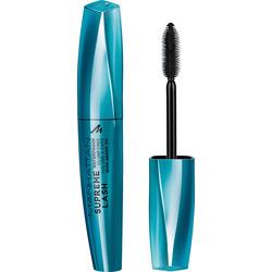 MANHATTAN Cosmetics Wimperntusche Supreme Lash Mascara waterproof Black 1010N