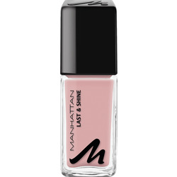 MANHATTAN Cosmetics Nagellack Last & Shine Nail Polish Be a Queen 250
