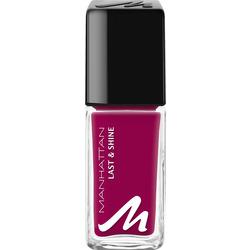 MANHATTAN Cosmetics Nagellack Last & Shine Nail Polish Candlelight Dinner 380
