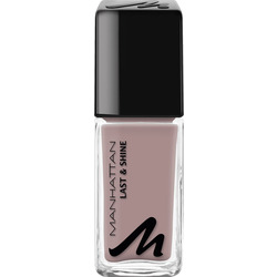 MANHATTAN Cosmetics Nagellack Last & Shine Nail Polish Dare You 430