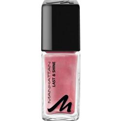 MANHATTAN Cosmetics Nagellack Last & Shine Nail Polish Rosey Wood 520