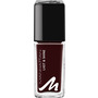 MANHATTAN Cosmetics Nagellack Last & Shine Nail Polish Red Night 560