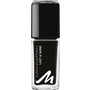 MANHATTAN Cosmetics Nagellack Last & Shine Nail Polish BLACK IS BACK 950