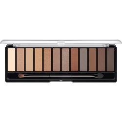 MANHATTAN Cosmetics Lidschattenpalette Eyemazing Eye Contouring Palette Nude 001