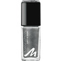 MANHATTAN Cosmetics Nagellack Last & Shine Nail Polish Silver Chrome 905
