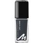 MANHATTAN Cosmetics Nagellack Last & Shine Nail Polish Girl in Grey 945