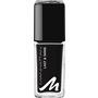 MANHATTAN Cosmetics Nagellack Last & Shine Nail Polish Matte Black 955
