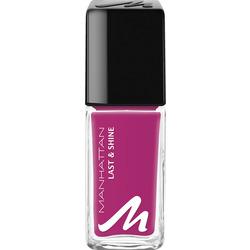MANHATTAN Cosmetics Nagellack Last & Shine Nailpolish Violet en Vouge 745