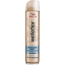 wellaflex Haarspray Instant Volumen Boost Extra starker Halt