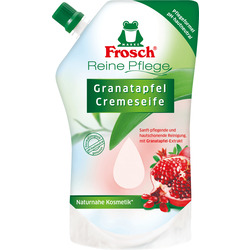 Frosch Cremeseife Granatapfel Refill