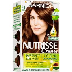 Nutrisse Haarfarbe Goldbraun - Cappuccino 43, 1 St