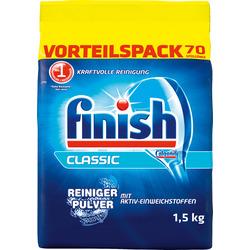 finish Spülmaschinen-Reiniger Pulver Classic