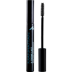 MANHATTAN Cosmetics Wimperntusche X-Treme Last Mascara waterproof Black 1010N