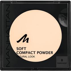 MANHATTAN Cosmetics Gesichtspuder Soft Compact Powder Transparent 00