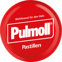 Pulmoll Pastillen, Husten-Bonbon Classic