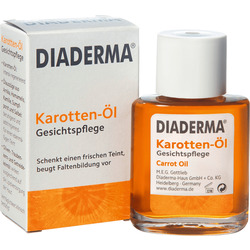 Diaderma Gesichtsöl Karotte
