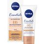 NIVEA Getönte Tagescreme Essentials 5in1 BB Mittel/Dunkel