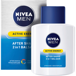 NIVEA MEN After Shave Active Energy 2 in 1