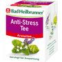 Bad Heilbrunner Arznei-Tee, Beruhigungstee mit Lavendel (8x1g)