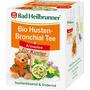 Bad Heilbrunner Arznei-Tee, Husten- & Bronchial-Tee für Kinder (8x1,5g)